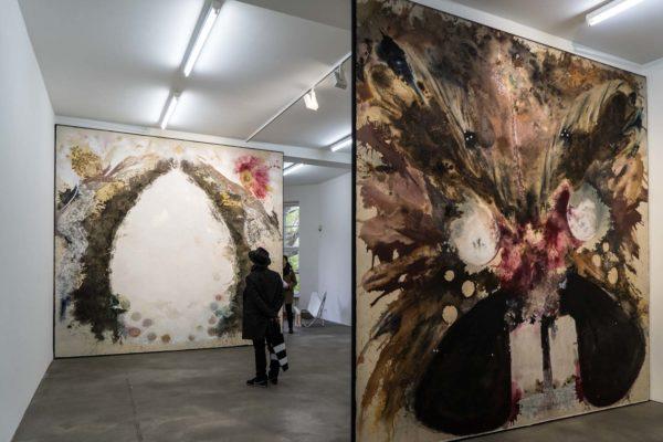 Kunst Spaziergang, Art Tour, Berlin